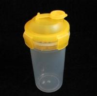 500ml Plastic BPA Free Custom Logo Plastic Protein Shaker SB-610