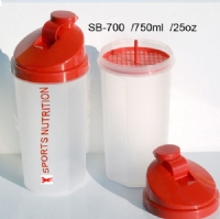 CE 750ml Shaker Bottles Wholesale SB-700