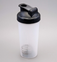 Custom Protein Shaker Bottle with blender ball SB-615