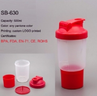 FDA Factory Supply Wholesale Shaker Cups SB-630